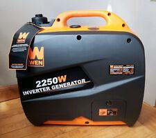 NEW WEN 56225i 2250-Watt Portable Inverter Generator w/ Fuel shut off