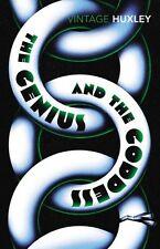 ALDOUS HUXLEY __ THE GENIUS AND THE GODDESS __ BRAND NEW __ FREEPOST UK