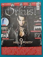 Orkus Nr.03/04 2017 mit CD   ungelesen 1A absolut TOP