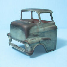 NB302 Jimmy Flintstone 1/25 scale resin 1950 Chevy cab over body