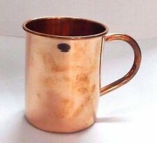 Moscow Mule Pure Solid Copper Mug For Use Restaurant Bar Beer Mug Vodka Mug M1