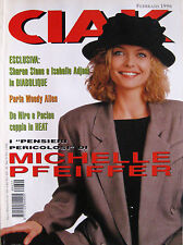 CIAK 2 1996 Michelle Pfeiffer Margherita Buy Chazz Palminteri Dean Martin Stone