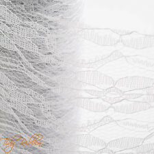 """Lace Net 6"""" Tulle Tutu Wedding Venue Chair Tie Sash Floral Table Fabric Roll"""