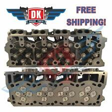 08-10 Ford 6.4 Powerstroke 2 Brand New Loaded Cylinder Heads No Core Charge!