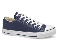 41,5 scarpe da barca da uomo blu