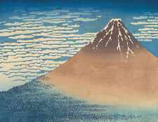 "oil painting handpainted on canvas "" Thirty-Six Views of Mount Fuji "" NO5662"