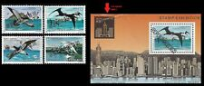 Cape Verde. SPECIMEN. Birds. 1993. Scott 651-654. MNH  (BI#23)