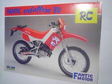 Prospekt Fantic Caballero RC 80 Brochure Prospetto 2