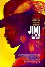 JIMI: ALL IS BY MY SIDE (NEW DVD)