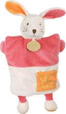 Baby'nat Babynat Marionnette L comme Lapin Rabbit Bunny Lièvre hase alphabet 9