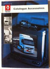 Catalogue Accessoires Renault Truck sur 66 pages