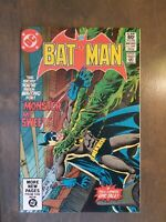 BATMAN #344   D.C comics 1982  VF
