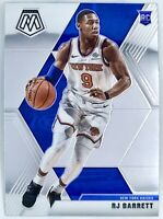 2019-20 Panini Prizm Mosaic RJ Barrett Rookie Card RC NBA New York Knicks 🔥📈