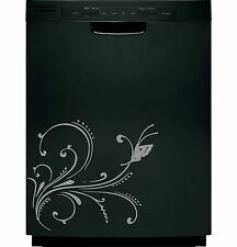 Design Butterfly Decal Sticker Dishwasher Refrigerator Washing Machine Stove