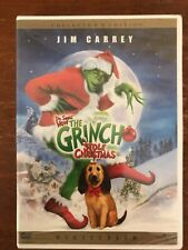 New ListingHow the Grinch Stole Christmas (Dvd, 2014)*Jim Carrey