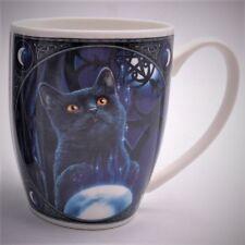 The Witches Apprentice Cat - Lisa Parker Bone China Mug - Brand New Design