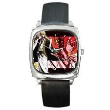 Hakuouki Anime Manga Leather wrist watch