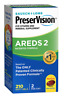 Bausch Lomb PreserVision AREDS 2 Formula 210 Soft Gels NEW-SEALED BOX Exp. 1/22+