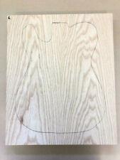 Sumpfesche Korpus | Swamp Ash Body | verleimt, gehobelt & kalibriert | 2-TEILIG