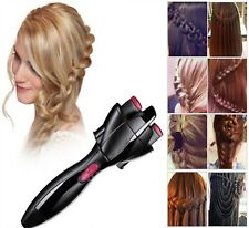 Electric Braid Machine Automatic Hair Curler Professional Knotter Smart Twister