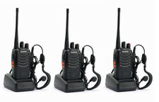 BAOFENG BF-888S RICETRASMITTENTI PROFESSIONALI WALKIE TALKIE 400-470MHz UHF 3PZ