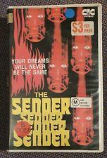 THE SENDER 80s Sci-Fi Horror CIC VIDEO BETA Roger Christian Paul Freeman