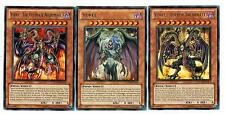 All 1st* Yubel +The Terror Incarnate + Ultimate Nightmare RYMP-EN072 Rare Yugioh