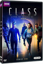 Class: From the Universe of Doctor Who - Season One (DVD, 2017, 2-Disc Set) New