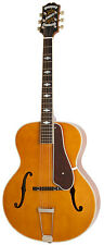 Epiphone Masterbilt DeLuxe Classic VN - Archtop Gitarre mit Tonabnehmer