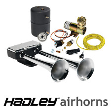 Hadley Airhorn BIG Bully Blast Air Horn Kit. H00962EA. Airhorn. 12v Van, Car, RV