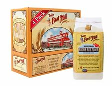 Bob's Red Mill Gluten Free Brown Rice Flour, 24-ounce (Pack of 4) New