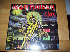 Iron Maiden - Killers - Brand New Sealed 180 Gram Vinyl LP