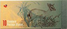 RSA SÜDAFRIKA SOUTH AFRICA 1998 MH 1124-28 Y DES Tiere Animals Fauna Impala Bock
