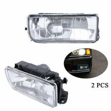 For BMW E36 92-98 M3/318 /325 Bumper Drive Fog Light Clear Len Housing Case Top