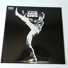 David Bowie - Man Who Sold The World - Vinyl LP German 1984 Press  EX+/NM