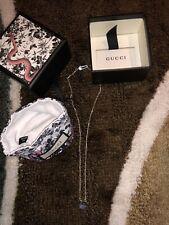 Gucci Silver Necklace
