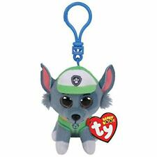 T&Y Ty Paw Patrol ROCKY - dog clip Plush Key Chain