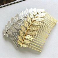 Hair Jewelry Headband Leaf Hairpin Wedding Bridal Accessories For Fashion Lady