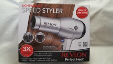 Revlon Perfect Heat RV544 Lightweight Speed Styler