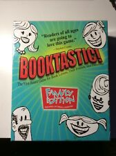 Booktastic Family Edition Board Game Book Lovers 2004 Childrens Literature NIB