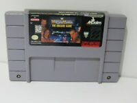 Super Nintendo WrestleMania: The Arcade Game | Cartridge Only | Tested and Works