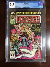 Dazzler #2 CGC 9.8 1981 Marvel  Spider-Man ,F-4, X-Men & Avengers! New Frame