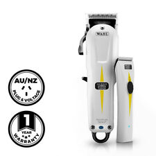 Wahl Professional Combi Pack (Cordless Super Taper Clipper & Super Trimmer)