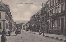 23075- St. Ingbert Ludwigstrasse Saarland um 1910