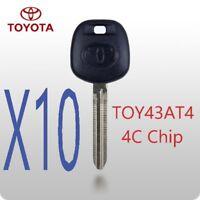 ILCO EK3-TOY43 EZ-Clone Toyota Transponder Complete Key