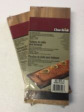 Char-Broil Solid American Cedar Planks for Grilling, 4-Pack