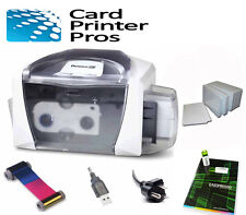 Fargo Persona C30e ID Color Card Printer & Supplies (60-Day Warranty & Support)