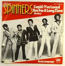 """7"""" Single - Spinners - Cupid - I've Loved You For A Long Time (Medley) - S1287"""