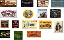 n scale motorcycle shop decals/series 2