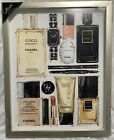 NEW Oliver Gal x Chanel Accessories 16 x 20 Shadowbox Wall Art Poster RARE